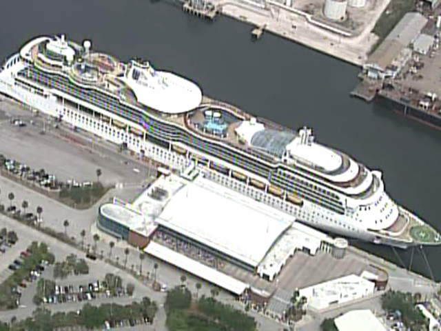 Suspicious Package At Port Of Tampa Forces Evacuations