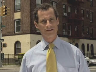 Anthony Weiner campaign ad YouTube
