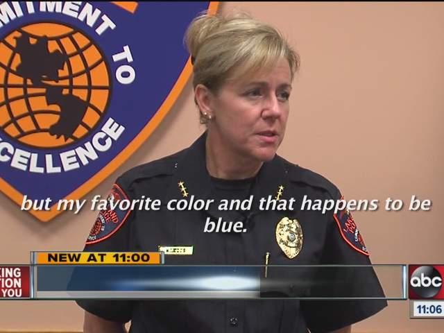 Lakeland police chief placed on leave tbocom