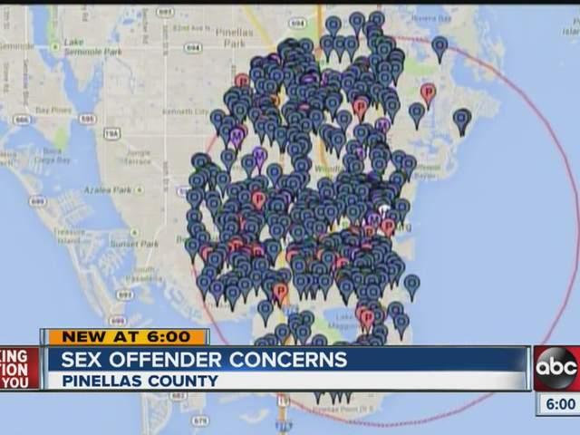 Sexual predator pinellas county