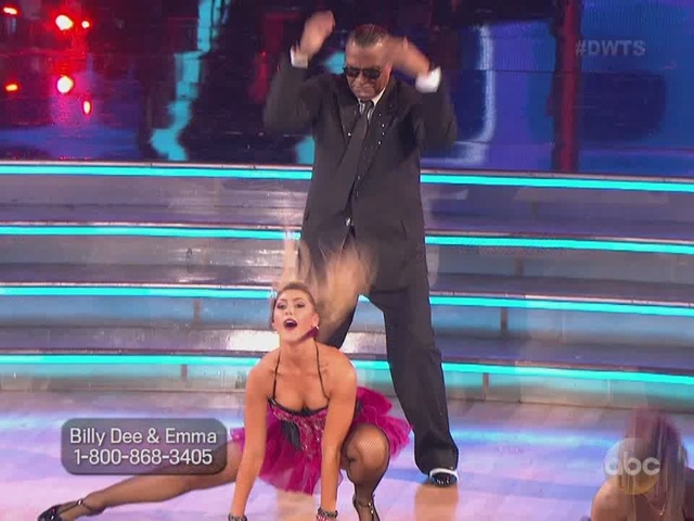 Dancing with the stars week 2 performances