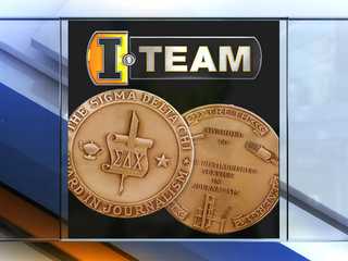 I-Team Wins Sigma Delta Chi Award