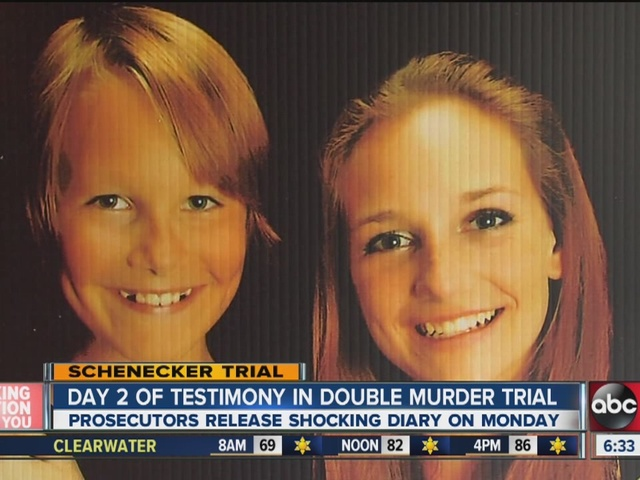 Julie Schenecker, Formerly Connected to Army Intel, Shot ...