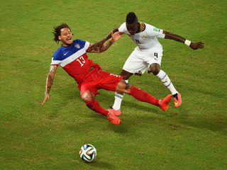 World Cup 2014: USA beats Ghana