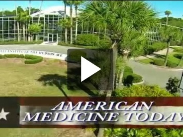 American Medicine Today – Saturdays at 7 p.m. on WFTS