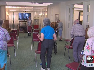 How to keep your elderly loved ones active