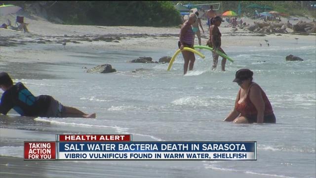 Florida Beach Bacteria Warnings
