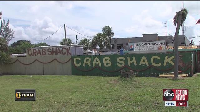 dirty shack