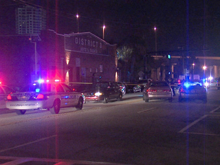 Man shot, killed outside Club Underground