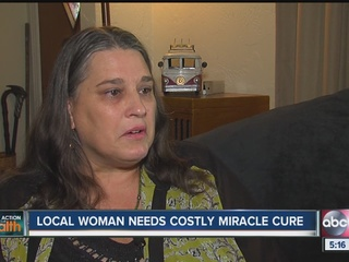 Local woman needs help to get costly medication