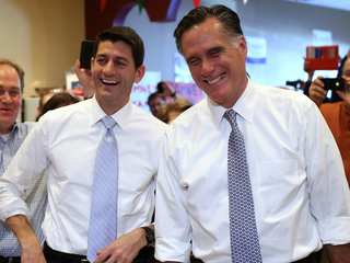 Ryan says he'd love to see Romney run again