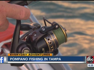 Everyday Adventure: Pompano Fishing