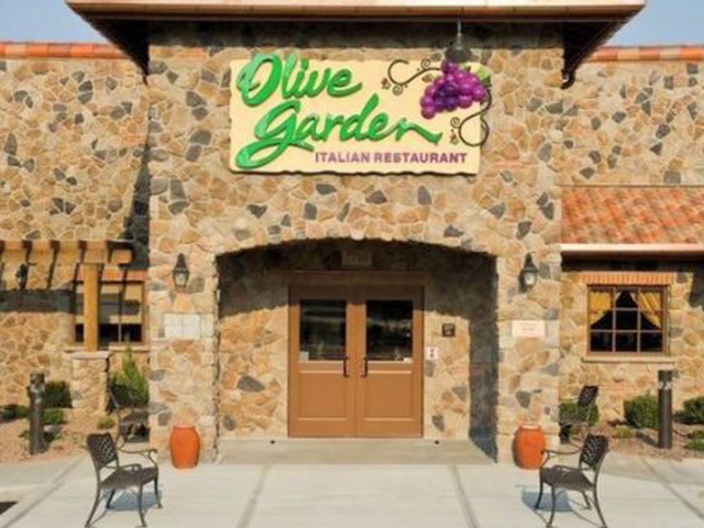 olive gardens buy one take one deal is back theindychannelcom indianapolis in - Olive Garden Indianapolis