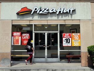 Pizza Hut All-American position pays $50,000