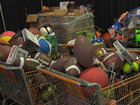 Food banks prepare for busy holiday season