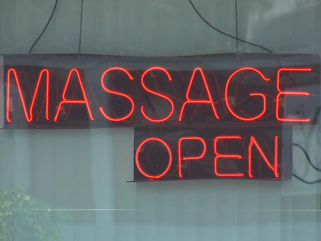 Erotic massage in spokane