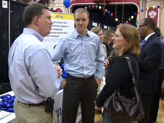 Job fair today for vets and military members