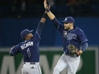 Rays OF Kevin Kiermaier wins Gold Glove