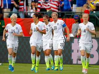 U.S. women hoping history won't repeat itself