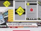 Phone apps help keep teen drivers safe