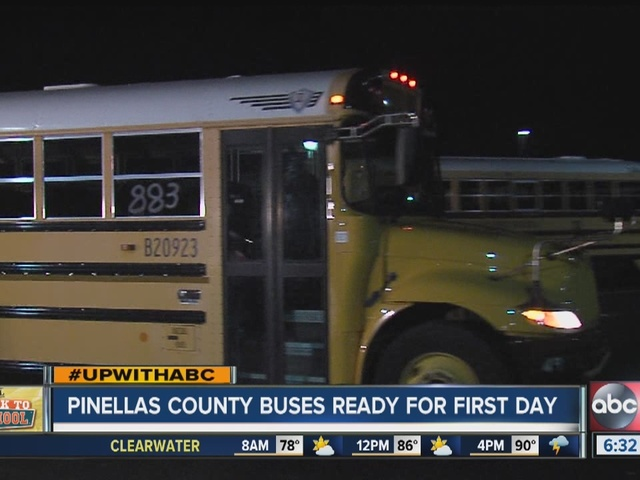 BACK-TO-SCHOOL: School begins for Hernando, Manatee, Pasco, Pinellas ...