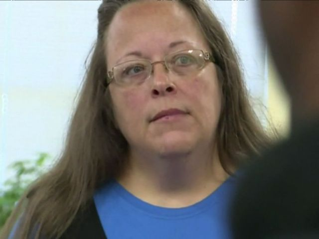 ACLU challenges validity of Kentucky clerk's altered marriage licenses