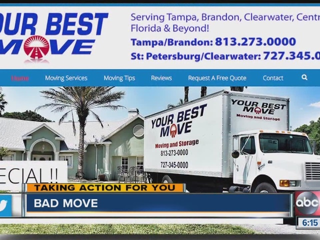 Make The Right Move - Rock's Moving Co. Has Done Great Moves For Our Clients!
