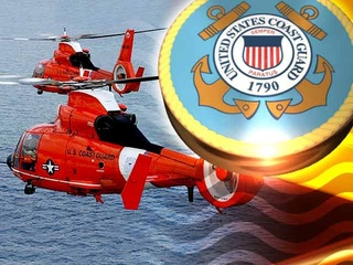 Coast Guard searching for possible missing man