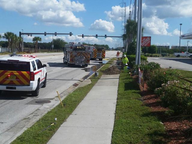Courtesy Seminole Fire Rescue