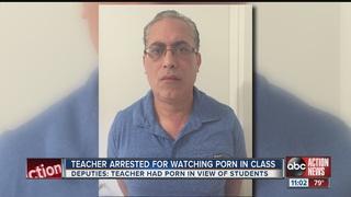 Female teacher arrested for hookup student