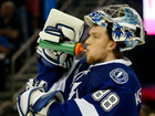 Lightning shutout Maple Leafs 1-0