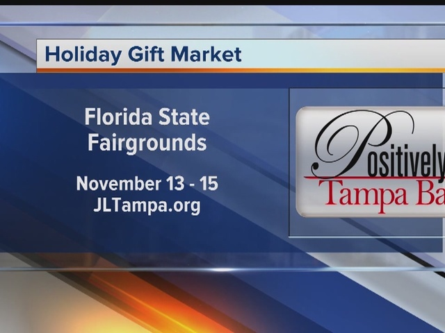 Positively Tampa Bay: Holiday Gift Mart