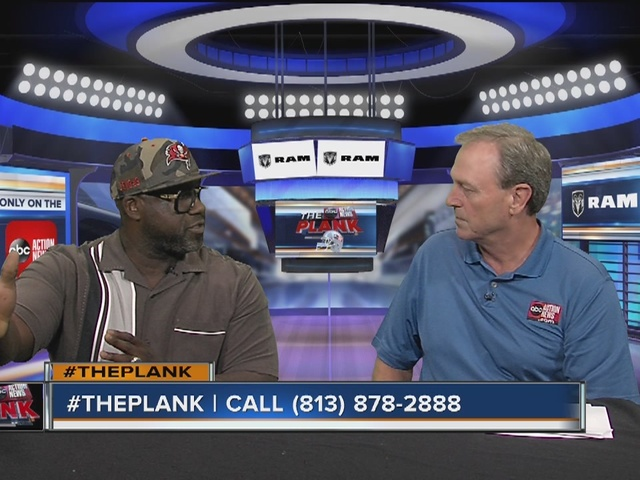 The Plank, week 12, part 1 Tampa Bay Buccaneers vs. Indianapolis Colts…