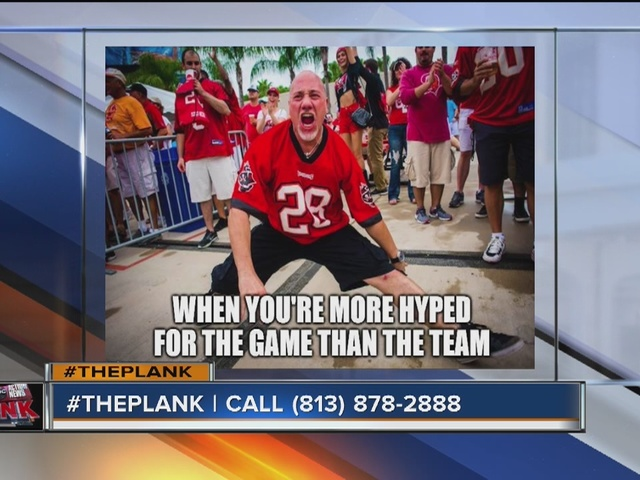 The Plank, week 14, part 2 | Tampa Bay Buccaneers vs. New Orleans Saints