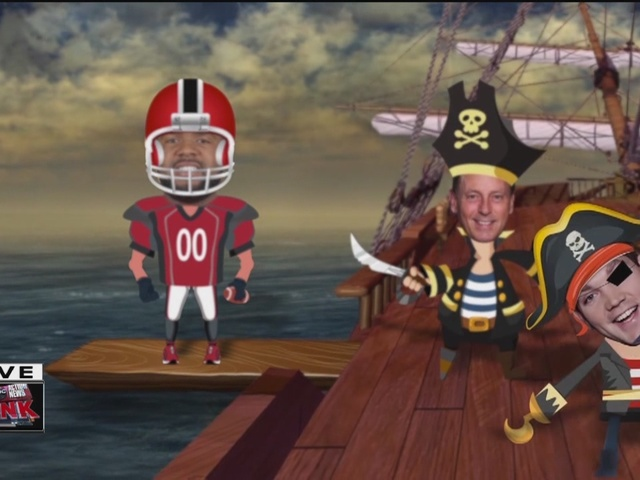 The Plank, week 14, part 4 | Tampa Bay Buccaneers vs. New Orleans Saints