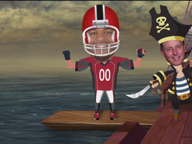 The Plank, week 15, part 4 | Tampa Bay Buccaneers vs. St. Louis Rams