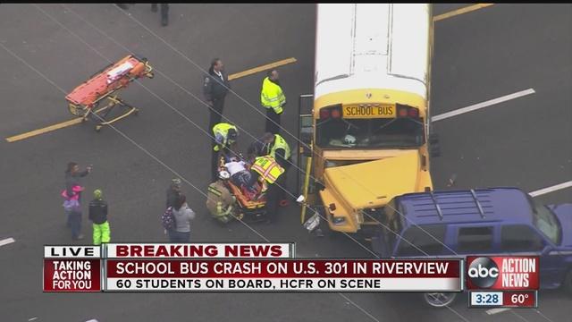 news local students onboard school crash austin