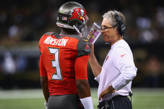 Dirk Koetter named Bucs' head coach