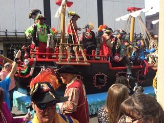 Gasparilla 2016: Pirates invade!