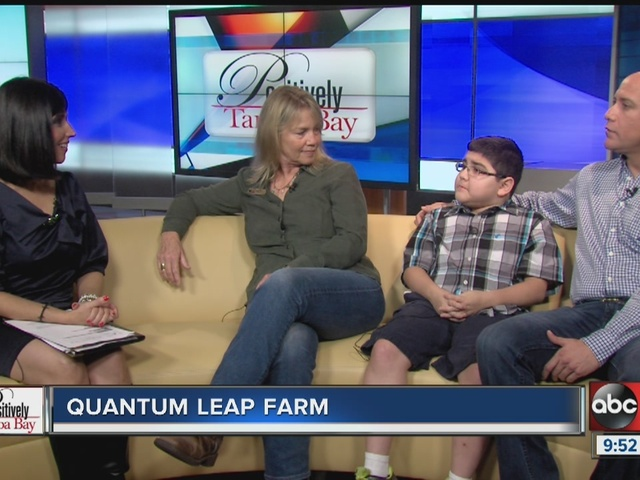 Positively Tampa Bay: Quantum Leap Farm