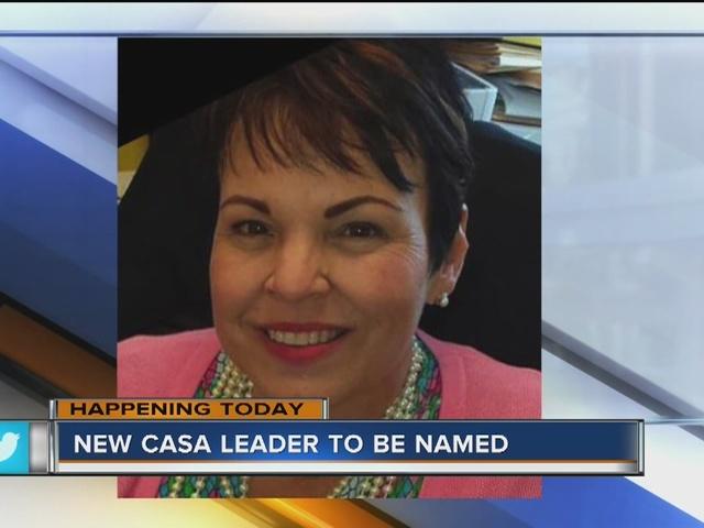 Positively Tampa Bay: CASA DV Center names Executive Director