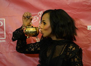 Kerry Washington awarded Hasty Pudding