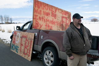 Oregon anti-government protestors dwindle
