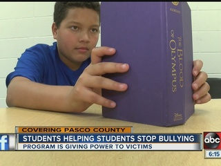 Bullying victim becomes Pasco school leader