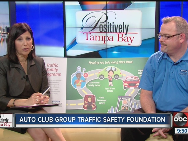 Positively Tampa Bay: Traffic Safety Foundation