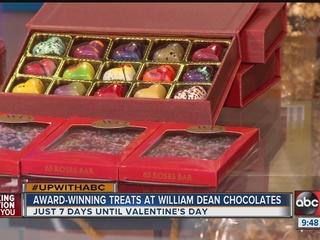 Award winning chocolatier offers advice on...