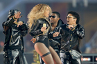 Super Bowl 50 star-studded halftime show