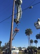 Parachutist rescued from power lines in DeLand