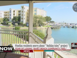 Proposed development draws concern in Madeira