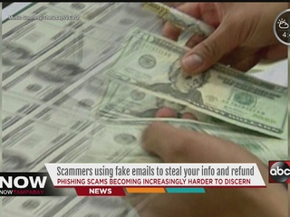 Beware of scammers posing as Turbo Tax